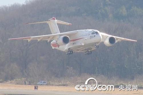 日本军用大飞机两性能世界第一